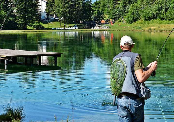 Offerte e prezzi vacanze lago nembia vicino san lorenzo in for Listino prezzi lago